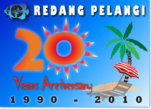 Redang Pelangi Resort's 20th Annivesary