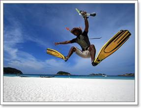 Redang Pelangi Snorkelling Team