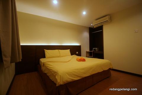 Redang Pelangi Resort Room Redang Pelangi Double Room